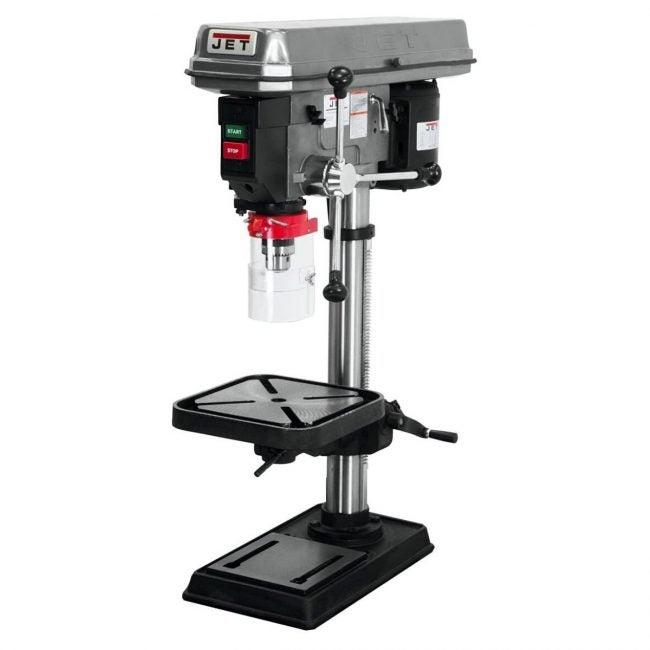 The Best Benchtop Drill Press Option: JET J-2530 15-Inch Drill Press