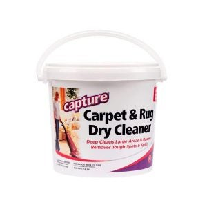 Best Carpet Deodorizers Options: Capture Carpet Dry Cleaner Powder 4 lb
