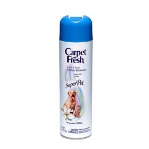 Best Carpet Deodorizers Options: Carpet Fresh Super Pet Carpet