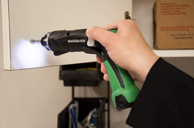 The Best Electric Screwdriver Option
