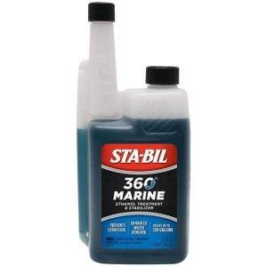 The Best Fuel Stabilizer Options: STA-BIL (22240) 360 Marine Ethanol Treatment