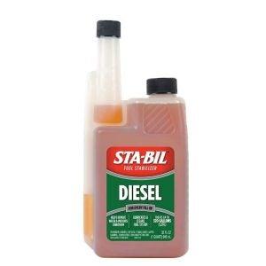The Best Fuel Stabilizer Options: STA-BIL (22254) Diesel Fuel Stabilizer
