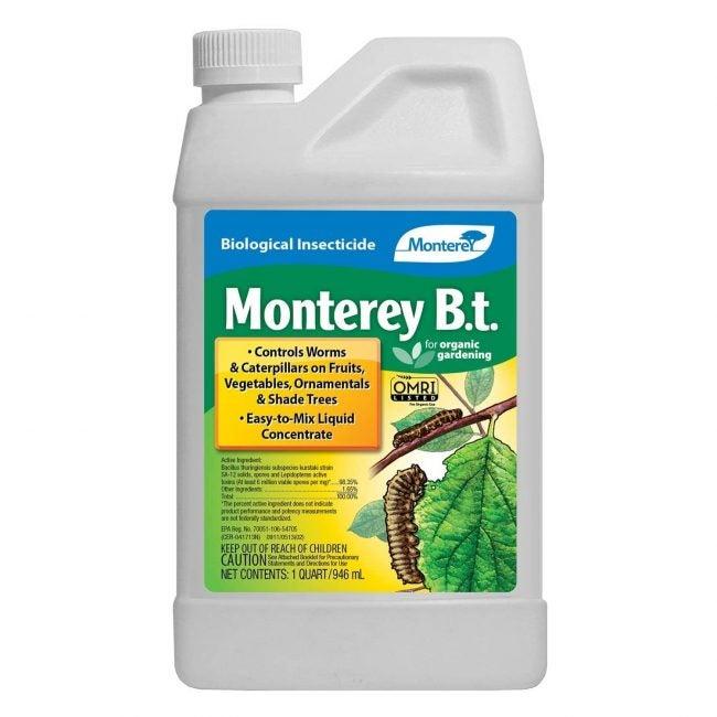 最佳蔬菜花园杀虫剂蒙特利g