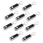 The Best Keychain Flashlight Option: Meco Mini Keychain Flashlight
