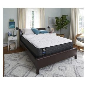 Best Mattress on Amazon Options: Sealy Response Performance 12-Inch Cushion Firm Tight Top Mattress, Queen