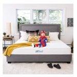 Best Mattress on Amazon Options: Sunrising Bedding 10 Inch Natural Latex Hybrid Queen Mattress