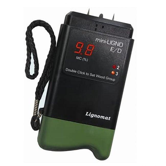 最佳水分仪表选项:Lignomat湿度计Mini-ligno