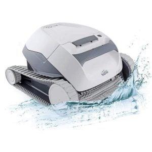 最好的机器人池清洁剂选项:海豚Sigma机器人池清洁剂,带蓝牙
