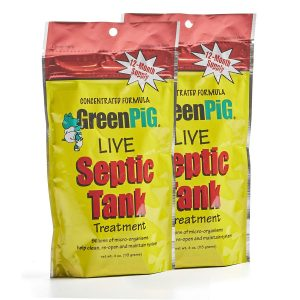 Best Septic Tank Treatment Options: GreenPig Solutions 53