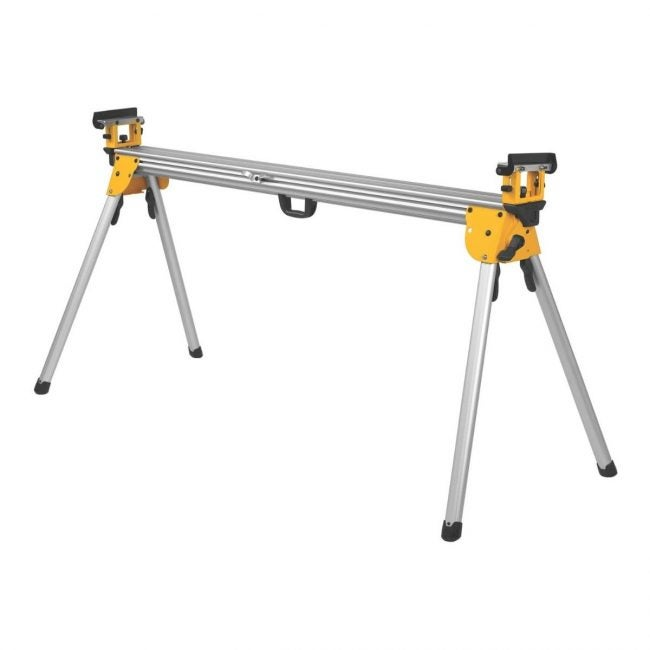 The Best Soundproofing Material Option: DEWALT DWX723 Heavy Duty Miter Saw Stand