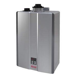 最佳无水箱燃气热水器选择:Rinnai RU199iN Sensei超高效率无水箱热水器