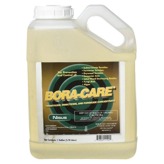 The Best Termite Treament Option: Bora Care - 1 Jug Natural Borate Termite Control