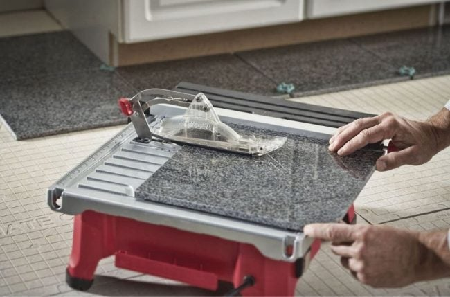 The Best Tile Saw Option