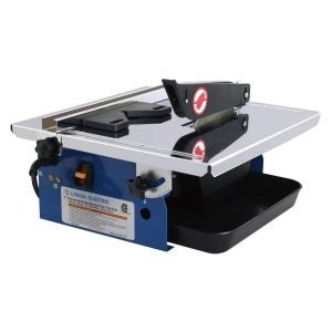 The Best Tile Saw Option: Leegol Electric 7-Inch Wet Tile Saw