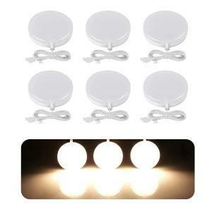 最佳机柜照明选项:LE LED下机柜照明灯具
