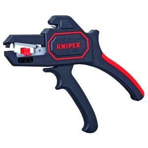 The Best Wire Strippers Option: KNIPEX Tools Automatic Wire Stripper