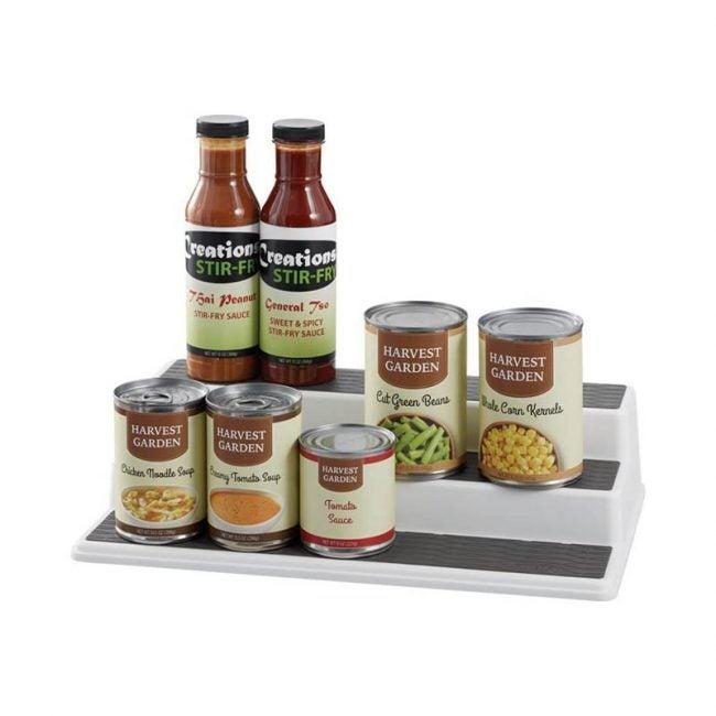 最佳香料架选择:Copco防滑三层香料厨房