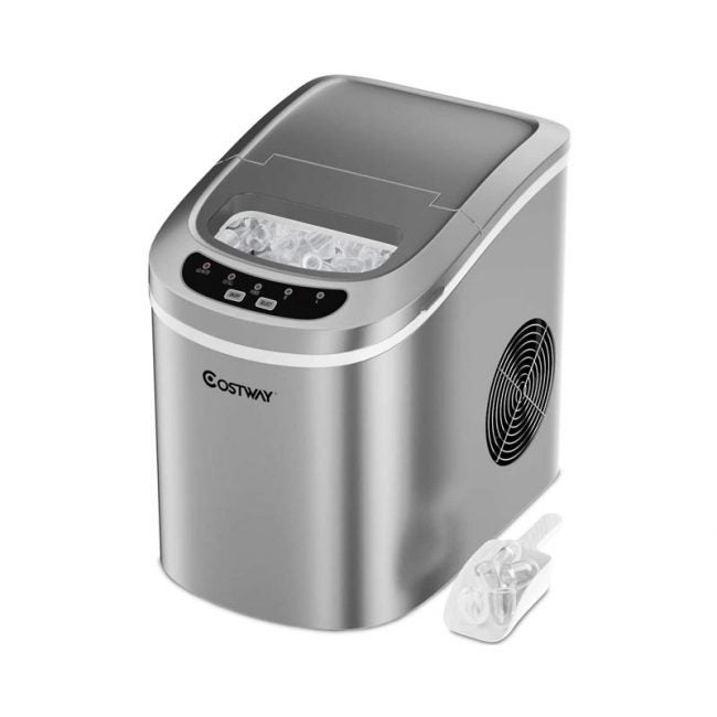 The Best Portable Ice Maker Option: Costway Ice Maker, Countertop Ice Maker