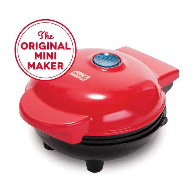 最好的三明治制造商选项:DASH MINI MAKER PORTABLE GRILL机器