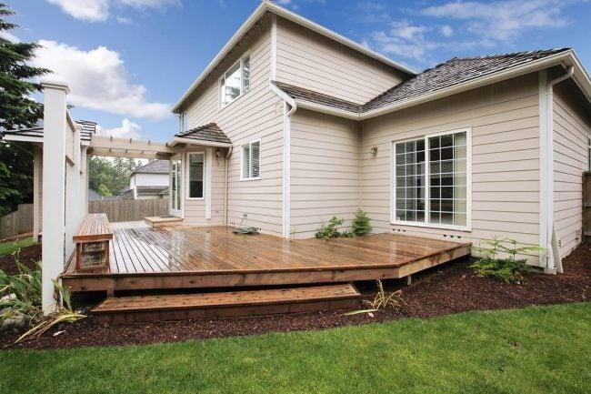 Deck vs. Patio: Decks Have Higher Resale Value