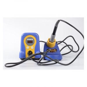 The Best Soldering Station Option: Hakko FX888D-23BY Digital Soldering Station