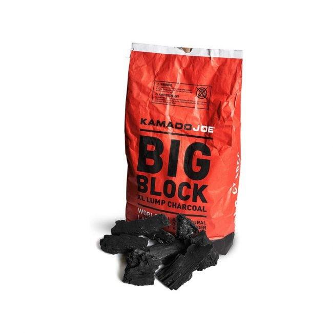The Best Charcoal Option: Kamado Joe KJ-CHAR Big Block XL Lump Charcoal