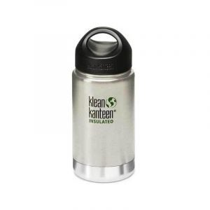 The Best Reusable Water Bottle Option: Klean Kanteen Double Wall Insulated Water Bottle