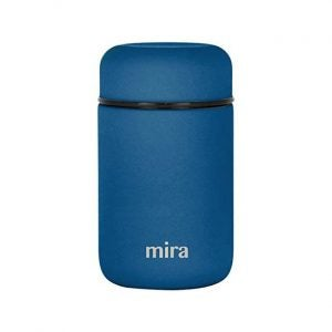 The Best Food Thermos Option: MIRA Lunch Vacuum Insulated Lunch Thermos