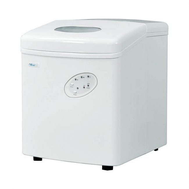 The Best Portable Ice Maker Option: NewAir AI-100SS 28-Pound Portable Ice Maker