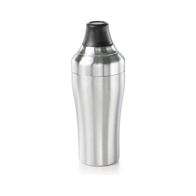 The Best Cocktail Shaker Option: OXO Steel Cocktail Shaker
