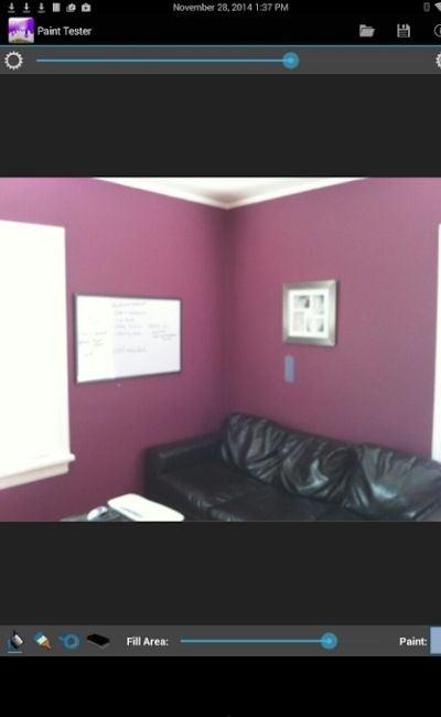 The Paint Color App Option: Paint Tester