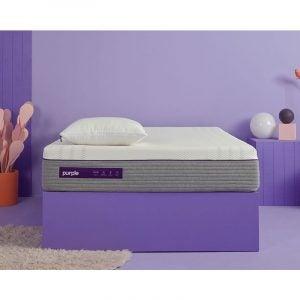 The Best Mattress in a Box Option: Purple Hybrid