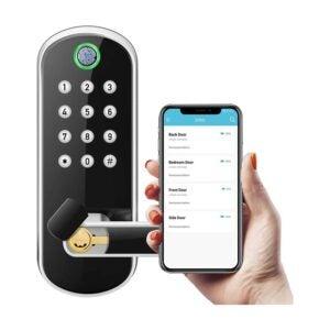 最好的电子门锁选项:杂散无钥匙入口门锁