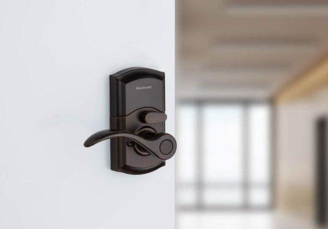 最好的电子门锁选项