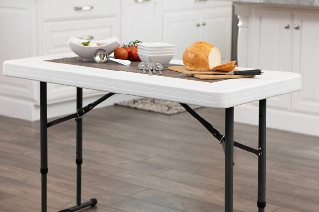 The Best Folding Table Options