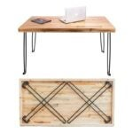 The Best Folding Table Option: SLEEKFORM Folding Desk