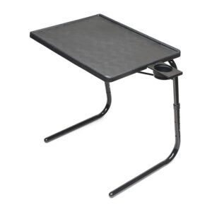 The Best Folding Table Option: Table-Mate II Folding TV Tray Table and Cup Holder