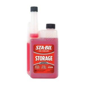 The Best Fuel Stabilizer Options: STA-BIL (22214) Storage Fuel Stabilizer, 32 fl. oz.