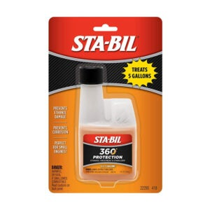 The Best Fuel Stabilizer Options: STA-BIL 360 Protection Ethanol Treatment and Fuel