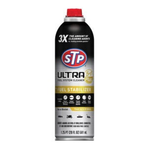 The Best Fuel Stabilizer Options: STP Fuel System Cleaner and Stabilizer, Ultra 5-in-1