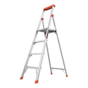 The Best Ladder Option: Little Giant Ladders, Flip-N-Lite, 6-Foot, Stepladder