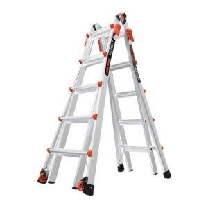 The Best Ladder Option: Little Giant Ladders, Velocity Multi-Position Ladder