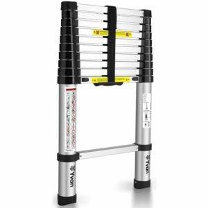 The Best Ladder Option: Yvan Telescoping Ladder, 10.5 FT