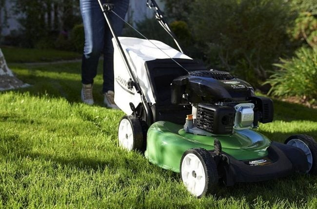 The Best Self Propelled Lawn Mowers Option