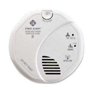 The Best Smoke Detector Option: First Alert Z-Wave Smoke Detector & Carbon Monoxide