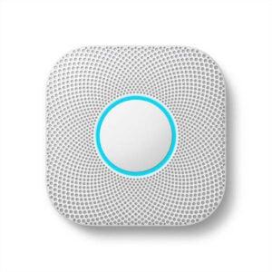 The Best Smoke Detector Option: Google S3003LWES Nest Protect-Smoke Carbon Monoxide