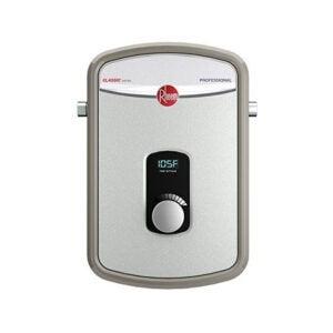 The Best Tankless Water Heater Option: Rheem 240V Tankless Water Heater