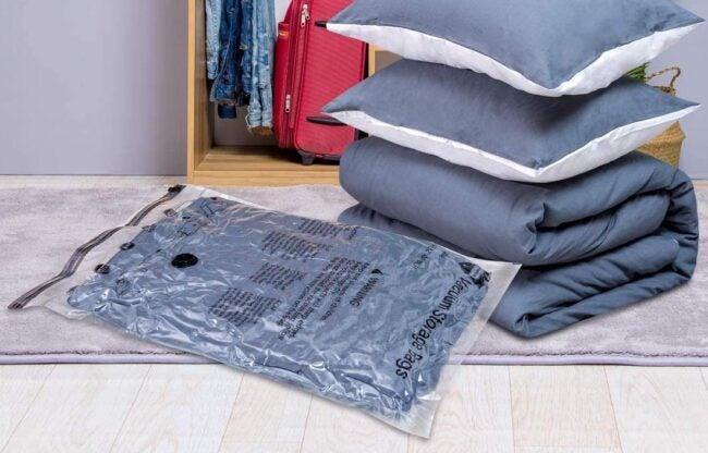 The Best Vacuum Storage Bag Options