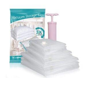 The Best Vacuum Storage Bag Option: AirBaker Vacuum Storage Bags