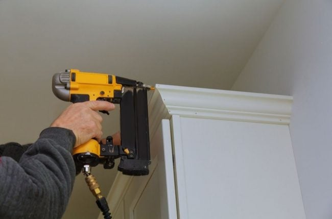 The Best Brad Nailer for Your Trim, Molding or Cabinet Project